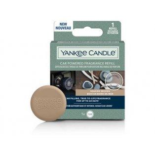 YANKEE CANDLE - SEASIDE WOODS  - vonný difuzér do zapalovače - náhradní náplň - 1 ks