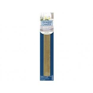 YANKEE CANDLE - FLUFFY TOWELS - aroma difuzér - vonné náhradní tyčinky - 1 ks