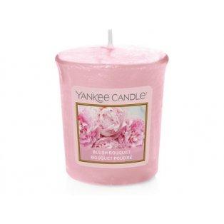 YANKEE CANDLE - BLUSH BOUQUET - votivní svíčka - 1 ks