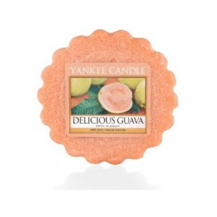 YANKEE CANDLE - DELICIOUS GUAVA - vosk - 1 ks