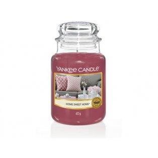 YANKEE CANDLE - HOME SWEET HOME - vonná svíčka - classic velký - 1 ks