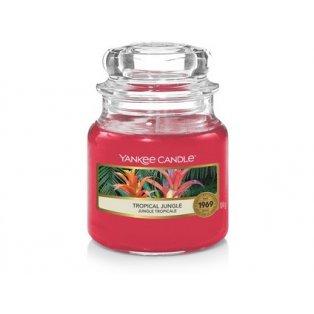 YANKEE CANDLE - TROPICAL JUNGLE - vonná svíčka - classic malá - 1 ks