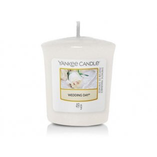 YANKEE CANDLE -  WEDDING DAY - votivní svíčka - 1 ks