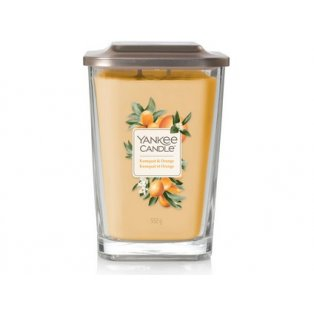 YANKEE CANDLE - KUMQUAT & ORANGE - elevation velká - 1 ks