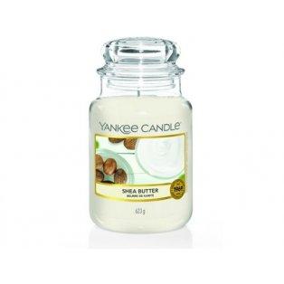 YANKEE CANDLE - SHEA BUTTER - vonná svíčka - classic velký - 1 ks