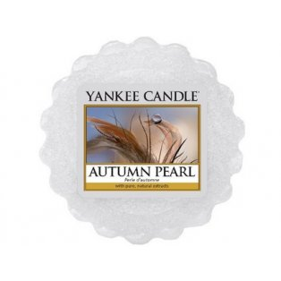 YANKEE CANDLE - AUTUMN PEARL - vosk - 1 ks
