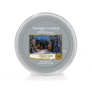 YANKEE CANDLE - CANDLELIT CABIN - Scenterpiece vosk - 1 ks