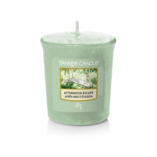 YANKEE CANDLE - AFTERNOON ESCAPE - votivní svíčka - 1 ks