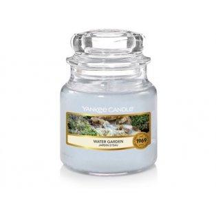 YANKEE CANDLE - WATER GARDEN - vonná svíčka - classic malá - 1 ks
