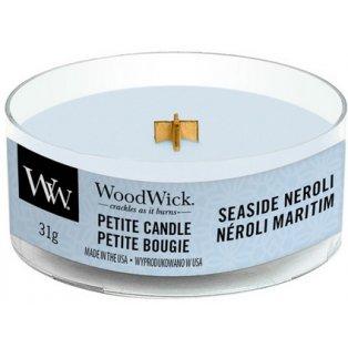 Woodwick svíčka - petite/Seaside Neroli