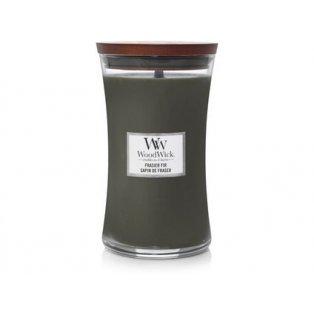 Woodwick svíčka - sklo velké/Frasier Fir 12/20
