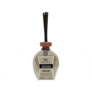 Woodwick svíčka - Difuzér/Fireside