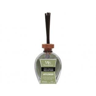 Woodwick svíčka - Difuzér/Applewood