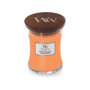 Woodwick Chilli Pepper Gelato váza střední