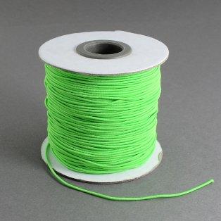 Nylonové vlákno - pružné - zelené - ∅ 1 mm - 100 m - 1 ks
