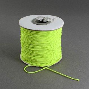Nylonové vlákno - pružné - žluté - ∅ 1 mm - 100 m - 1 ks