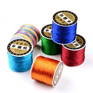 Polyesterové vlákno - ∅ 1 mm - 70 m - 1 ks