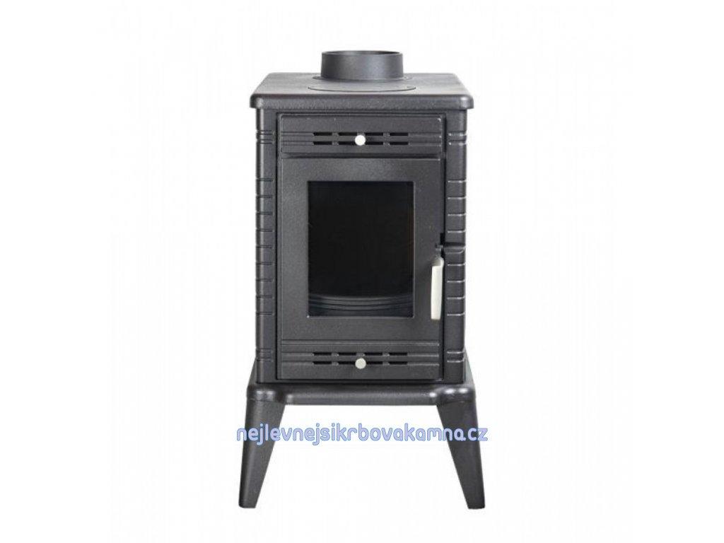 Kratki KOZA K10 černá 150 mm