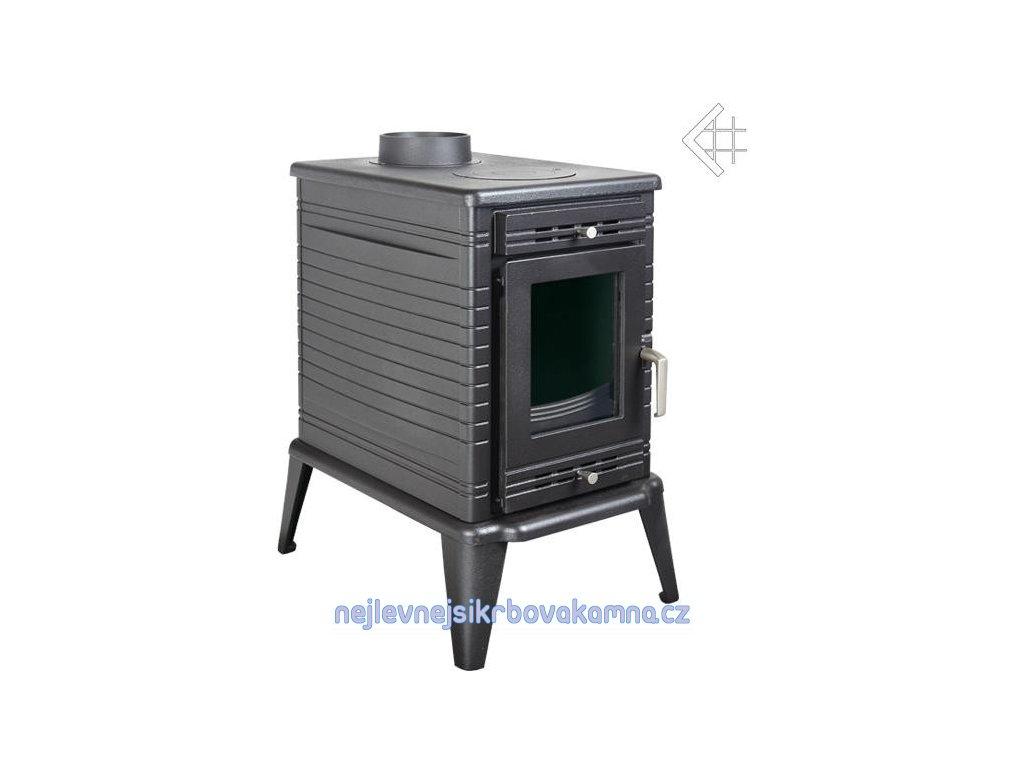 Kratki KOZA K10 TF černá 150 mm