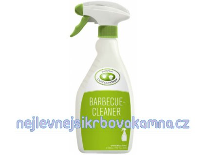 barbecue cleaner 406