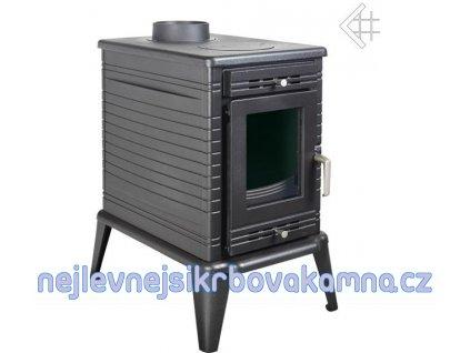 Kratki KOZA K10 ASDP černá 150 mm
