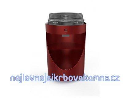 compact červená