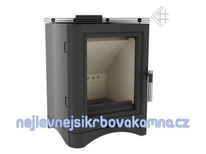 Kratki KOZA K5 černá 130 mm