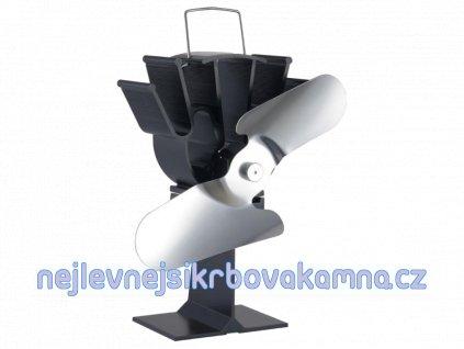 lienbacher krbovy ventilator volne stojici cerna nerez