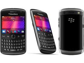 Blackberry 9360 Curve (Barva Černá)