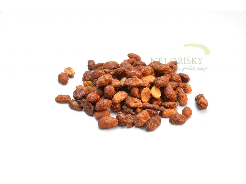 arašídy v medu