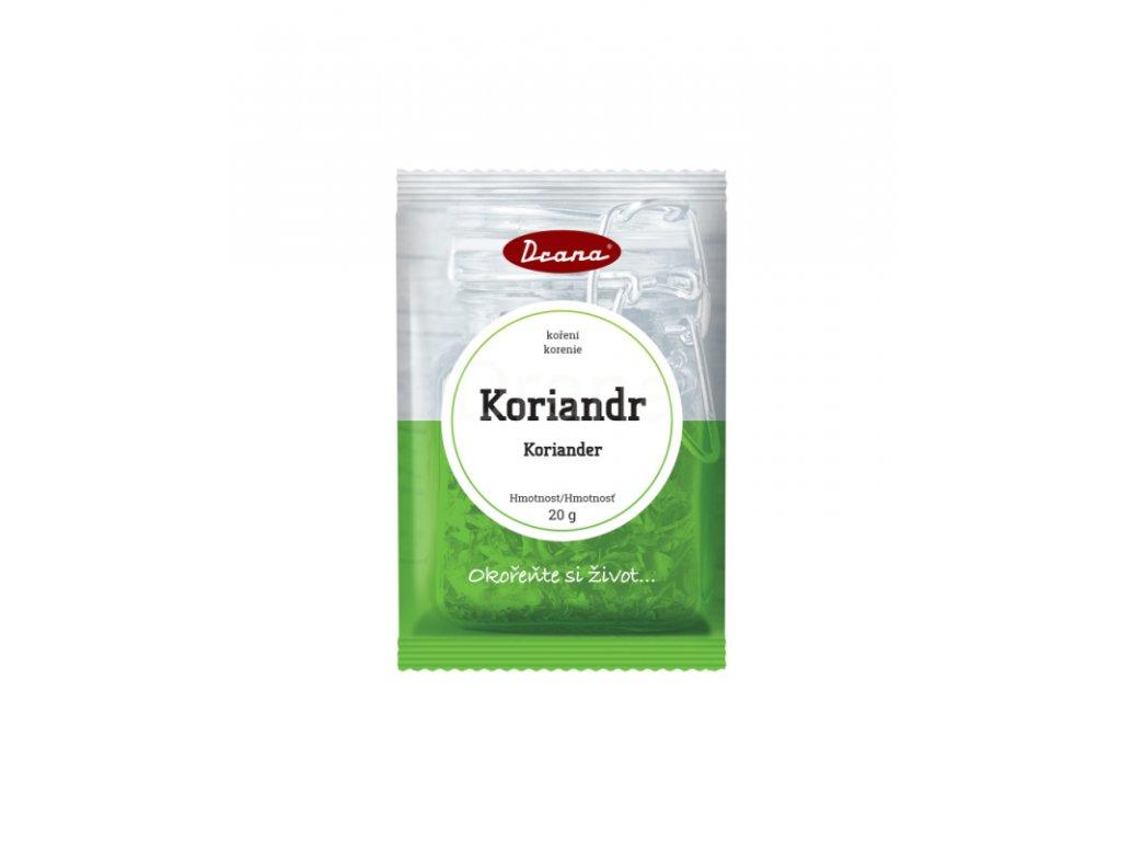 koriandr 20g