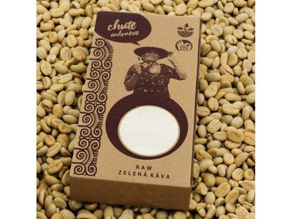 RAW Zelená káva Chute Indonézie 540px 510x510[1]