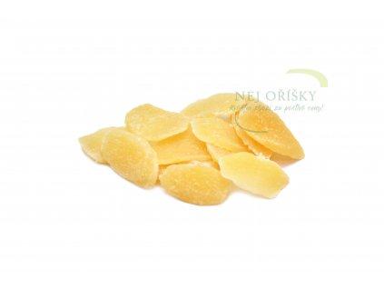 ananas plátky