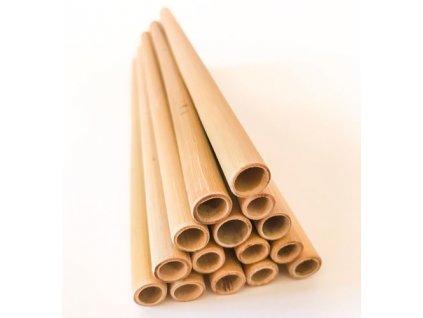 bambusova slamka