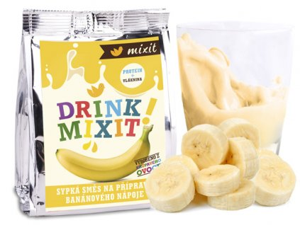 drink mixit banan
