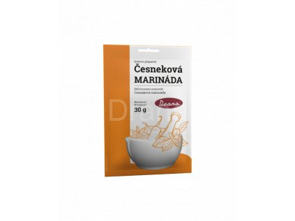 marinada cesnekova 30g orange