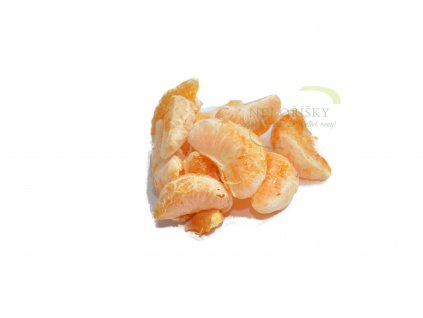 Mandarinky lyofilizované 1 kg
