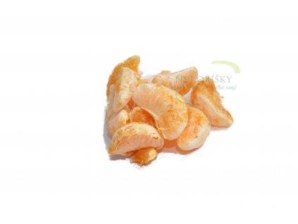 Mandarinky lyofilizované 500g