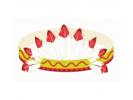 čelenka indian