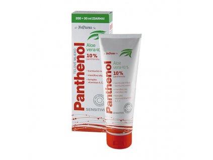 panthenol mléko