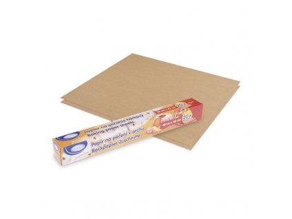 papir na peceni v boxu 38x42cm20ks 69300