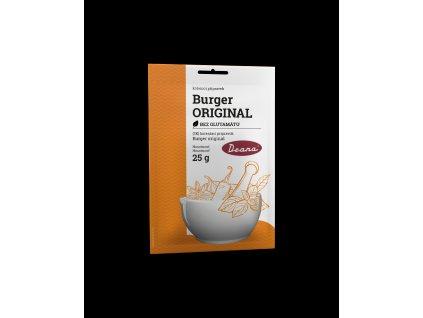 Burger original 25g oran