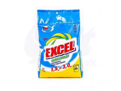 Excel koncentrát prací prášek 1,5kg 800x800