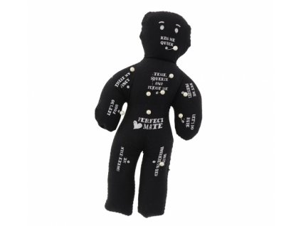 Voodoo panenka + 10 špendlíčků
