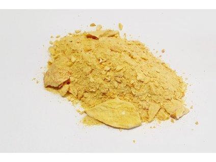 mango lyo prach a kousky