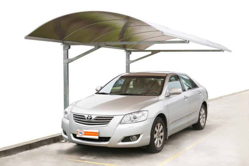 Úkryt pro váš automobil s perfektním designem