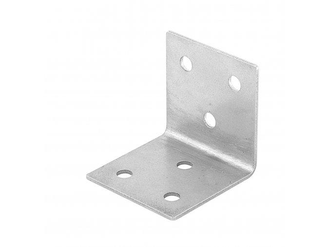 Nerezový spojovací klip pro ploty a zábradlí • 35x34 mm • 24 g • nerez ocel