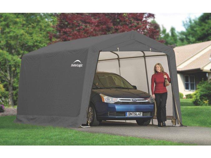 Plachtová garáž SHELTERLOGIC 3,0x6,1 m