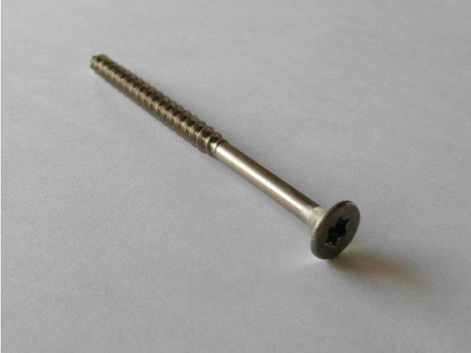 Nerezový vrut 4x40 mm