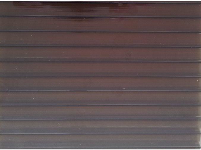 Polykarbonát 10 mm, bronz, BASIC  Garance spokojenosti